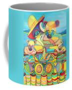 One Day On The Lake Coffee Mug