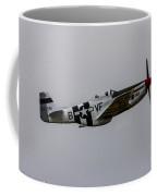 P-51d Mustang Coffee Mug