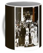 Pancho Villa's Wedding To Luz Corral On May 29 1911-2013 Coffee Mug