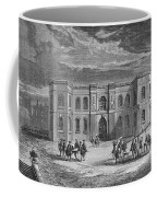 Paris Observatory, 17th Century Coffee Mug