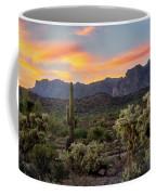 Pastel Desert Skies  Coffee Mug