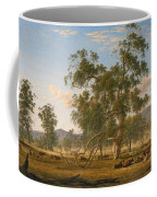 Patterdale Landscape With Cattle Coffee Mug