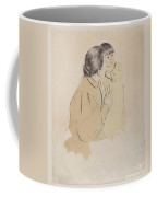 Peasant Mother And Child Coffee Mug