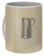 Pewter Mug Coffee Mug