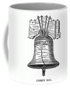 Philadelphia: Liberty Bell Coffee Mug