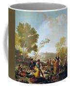Picnic On The Banks Of The Manzanares Coffee Mug