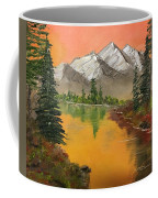Pine Lake Coffee Mug