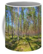 Pinewood Coffee Mug