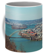 Pittsburg Skyline Coffee Mug