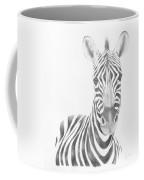Plains Zebra Coffee Mug