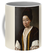 Portrait Of A Russian Lady Coffee Mug