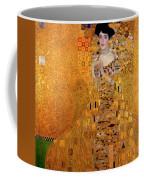 Portrait Of Adele Bloch-bauer Coffee Mug