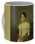 Portrait Of Andrienne Coffee Mug