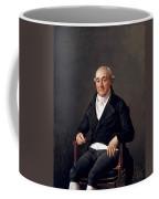 Portrait Of Cooper Penrose Coffee Mug