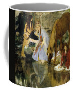 Portrait Of Mlle Fiocre In The Ballet  Coffee Mug