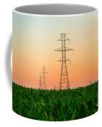 Power Lines Coffee Mug
