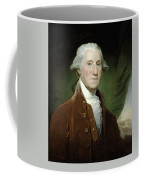 President George Washington Coffee Mug by War Is Hell Store