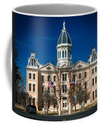 Presidio County Courthouse Coffee Mug