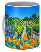 Presidio Vineyard Coffee Mug