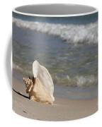 Queen Conch On The Beach Coffee Mug