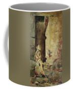 Ragazzo Sulluscio Al Sole Coffee Mug