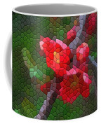 Red Quince Coffee Mug