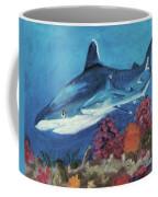 2 Reef Sharks Coffee Mug