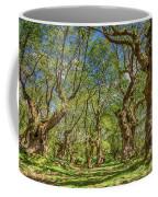 Relaxing Planes Trees Arbor Coffee Mug