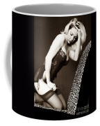 Retro Pinup Coffee Mug