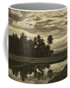 Rice Field Sunrise - Indonesia Coffee Mug