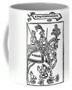 Richard I (1157-1199) Coffee Mug