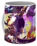 Robin Erithacus Rubecula Bird  Coffee Mug
