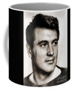 Rock Hudson, Vintage Hollywood Legend Coffee Mug