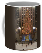 Rockefeller Center And The Famous Coffee Mug