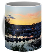 Rockport Harbor Sunset I Coffee Mug