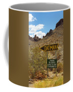 Route 66 - Arizona Coffee Mug