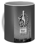 Route 66 Bowl Coffee Mug