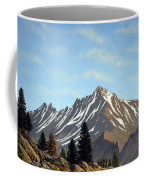 Rugged Peaks Coffee Mug