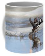Running On The Water Coffee Mug