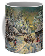 Russian Winter Coffee Mug