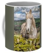 Rustic Horse Coffee Mug