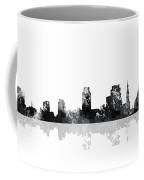 Sacramento California Skyline Coffee Mug