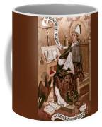 Saint Augustine (354-430) Coffee Mug