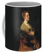 Saint Catherine Coffee Mug