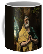 Saint Peter In Tears Coffee Mug