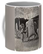Samarkand: Transport, C1870 Coffee Mug