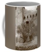Santa Fe - Adobe Building And Tree Coffee Mug