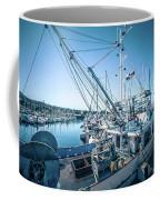 Scenery Around Monterey Bay California In Spring Coffee Mug