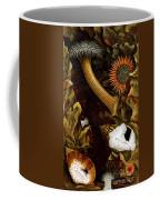 Sea Anemones, 1860 Coffee Mug