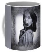 Selfportrait  Coffee Mug by Colette V Hera Guggenheim